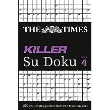 The Times Killer Su Doku Book 4