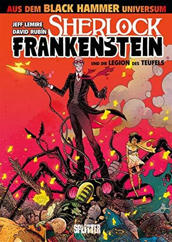 du  hammer Black Hammer: Sherlock Frankenstein & die Legion des Teufels