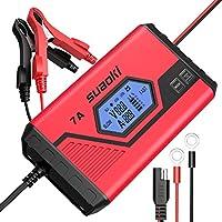 Chargement entièrement automatique SUAOKI ICS7 + élimine les tracas du fonctionnement manuel pendant le chargement, grâce à son microcontrôleur intelligent, vous pouvez simplement le brancher et le laisser charger et maintenir la batterie pendant ...