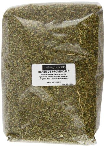 JustIngredients Herbes de Provence, 2er Pack (2 x 500