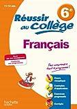 Image de Réussir au collège - Français 6e