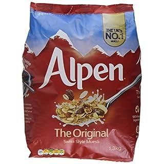 Alpen Original Muesli 1.3 Kg (Pack of 6)