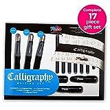 Set scrittura calligrafia calligrafia set penna–completo 3pezzi Pablo ● free-flowing penne progettato per destrorsi, ● adatto per tutti i livelli