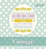 Gute Wünsche 2020 Postkartenkalender...