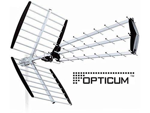 Opticum AX-1000 Plus DVB-T Aussenantenne Dachantenne Wetterfestes