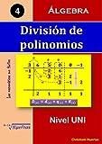 Image de División de polinomios: Álgebra (Las matemáticas son fáciles nº 4)