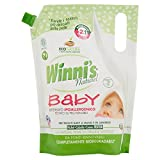 Winni's Naturel Detergente Lavatrice Baby - 4 Pacchi da 800 ml