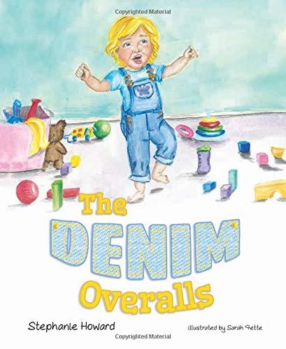 The Denim Overalls - Denim Kinder Overalls