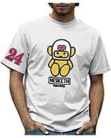 Retro Formula 1 Historic Hesketh Racing Grand Prix 100% Cotton T-Shirt