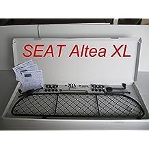Rejilla Separador protección Ergotech RDA65-S, para perros y maletas. Segura, confortable