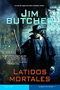 Latidos mortales par Jim Butcher