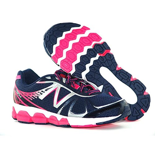 New Balance Damen W780 Running Neutral Funktionsschuh Blau (NAVY/PINK (018))