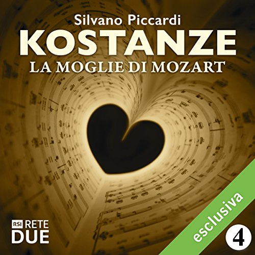Konstanze - la moglie di Mozart 4  Audiolibri