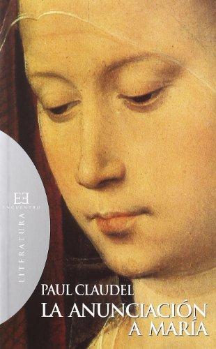 La Anunciación a María (Literatura)
