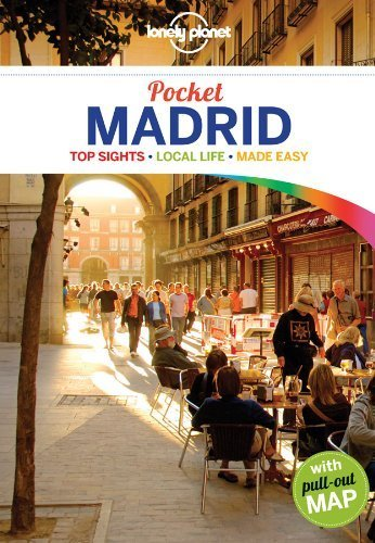 Lonely Planet Pocket Madrid (Travel Guide) by Lonely Planet (2013-01-01)