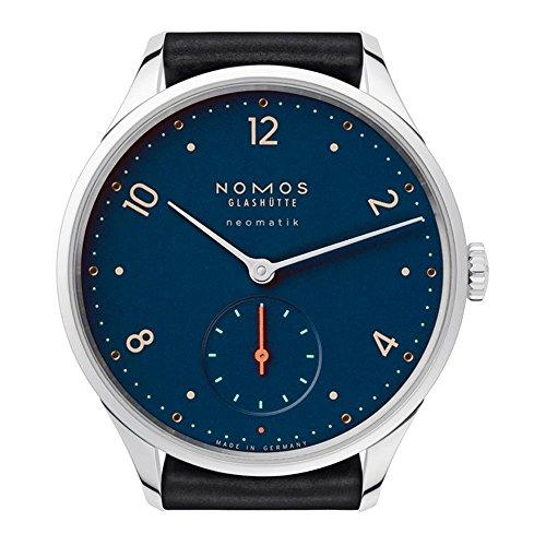 nomos-glashuette-minimization-of-night-blue-femme-355mm-bracelet-cuir-noir-automatique-montre-1205