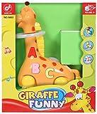 Funny Giraffe Toy Hula Hoop