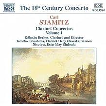 Concertos pour clarinette Vol.1