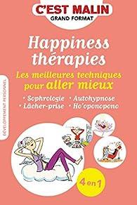 Happiness thérapies par Carole Serrat
