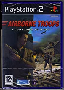 Airborne Troops Countdown to D-Day (PS2) UK Pal Version