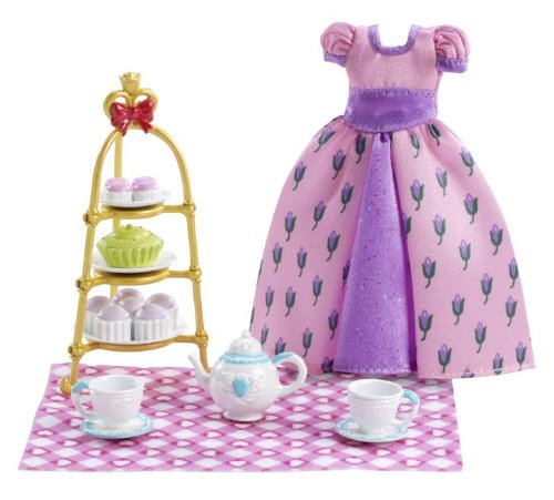 Disney Sofia die Erste Tea Time Fashion Pack