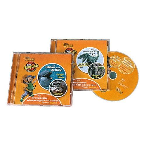 Preisvergleich Produktbild Tchibo 2 CDs: Englisch lernen mit Marvi Hämmer