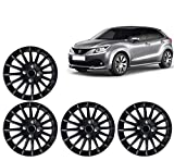 Auto Pearl 15-inch Wheel Cover Cap for Maruti Suzuki Baleno 2015 (Set of 4)