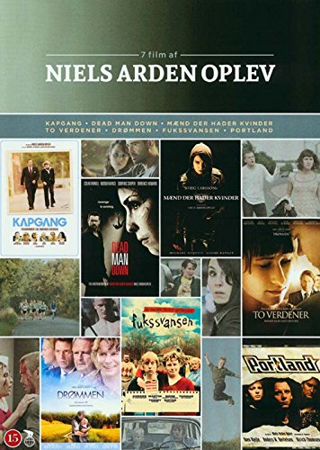 Niels Arden Oplev Collection - 7-DVD Box Set ( Kapgang / Dead Man Down / Män som hatar kvinnor / To verdener / Drømmen / Fukssvansen / Portland ) [ Dänische Import ] - Dead Box-sets Walking Dvds