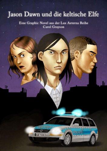 Buchseite und Rezensionen zu 'Jason Dawn und die keltische Elfe (Graphic Novel)' von Carol Grayson