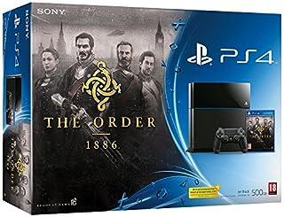 Console PS4 500 Go Noire + The Order 1886 (B00MTN5HD6) | Amazon price tracker / tracking, Amazon price history charts, Amazon price watches, Amazon price drop alerts