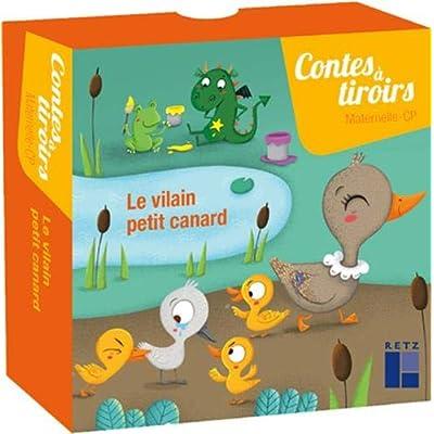 Le vilain petit canard - Contes à tiroirs Maternelle CP