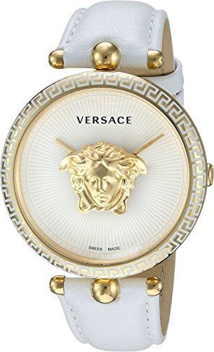 Versace Damen analog Schweizer Quarzwerk Uhr VCO040017