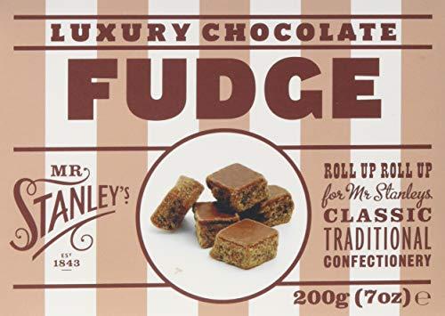 Mr. Stanley's Chocolate Fudge Geschenkbox (1 x 200 g)