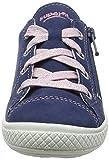 Superfit Mädchen Tensy Sneaker, Blau (Water Multi), 36 EU - 4