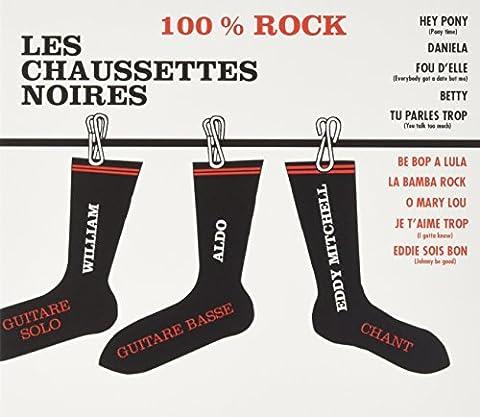 Les Chaussettes Noires 100 Rock - 100 Percent