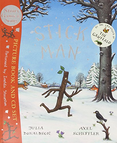 Stick Man Book & CD