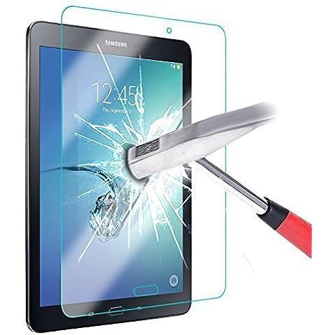 IVSO Protector de vidrio templado de vidrio templado para Samsung Galaxy TAB S2 9.7 T810N / T815N,