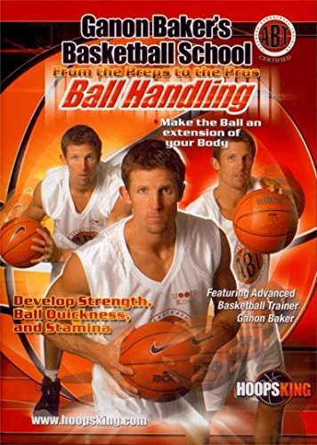 Ganon Baker's Basketball School: Instructional Ball Handling Drills DVD
