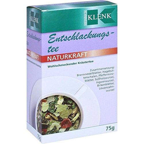 ENTSCHLACKUNGSTEE 75 g Tee
