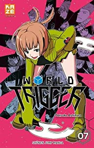 World Trigger Edition simple Tome 7