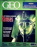 GEO Magazin 1999, Nr - 02 Februar - Ramses: ein Pharao als Superstar - Wettlauf der Zivilisationen: Die Bauern machten das Rennen - Magazin, Das neue Bild der Erde - Peter-Matthias Gaede Zeitschrift