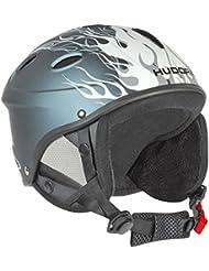 HUDORA Skihelm HBX für Kinder Gr. 52-54 Helm Ski Snowboard Schutzhelm Snowboardhelm