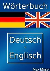 Das Wörterbuch Deutsch Englisch mit über 310.000 Einträgen