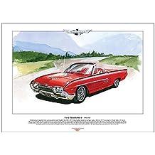 Ford Thunderbird Sport Roadster (1961–63) Classic Car