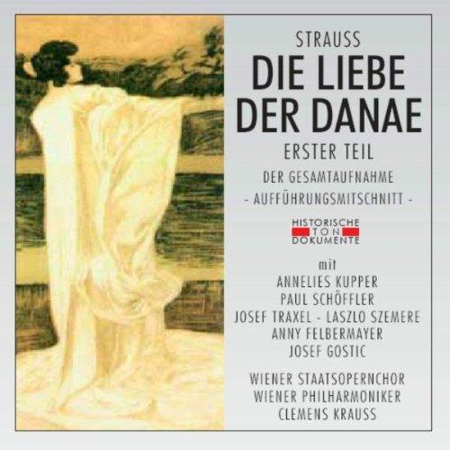 Die Liebe der Danae-1.Teil [Import allemand]