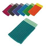 BRALEXX Universal Textil Socke passend für Ulefone Paris Arc HD, Hellblau