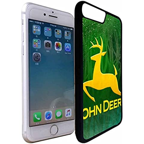 Apple iPhone 7 (4.7 Pollici) Custodia Case Cover, Ultrasottile John Deere Car Luxury Brand Logo Shell, Printed Marca Logo Cover per iPhone 7