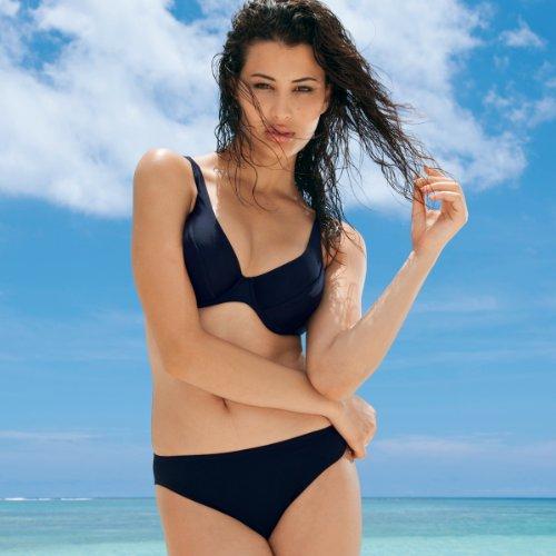 Rosa Faia Damen Bikinioberteil Bikini-Oberteil Abigail Schwarz (schwarz 001)