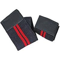 Handgelenkbandagen RED STRIPES Fitness Jogging Aerobic Sport preisvergleich bei billige-tabletten.eu
