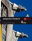 Geografia i història. 4 ESO. Saba - 9788467587388